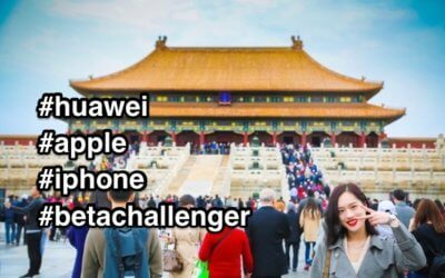 In China, Huawei > Apple